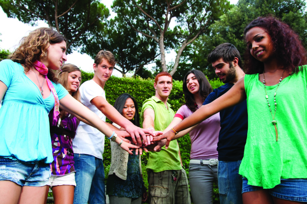 4-Hers gather for group support