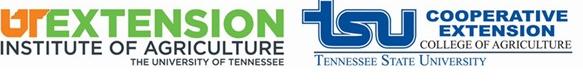 UTIA Extension and TSU logo